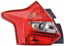 FORD FOCUS MK 5   REAR LIGHT PASSENGER SIDE  N/S/R   2012  2013  2014  2015   NEW